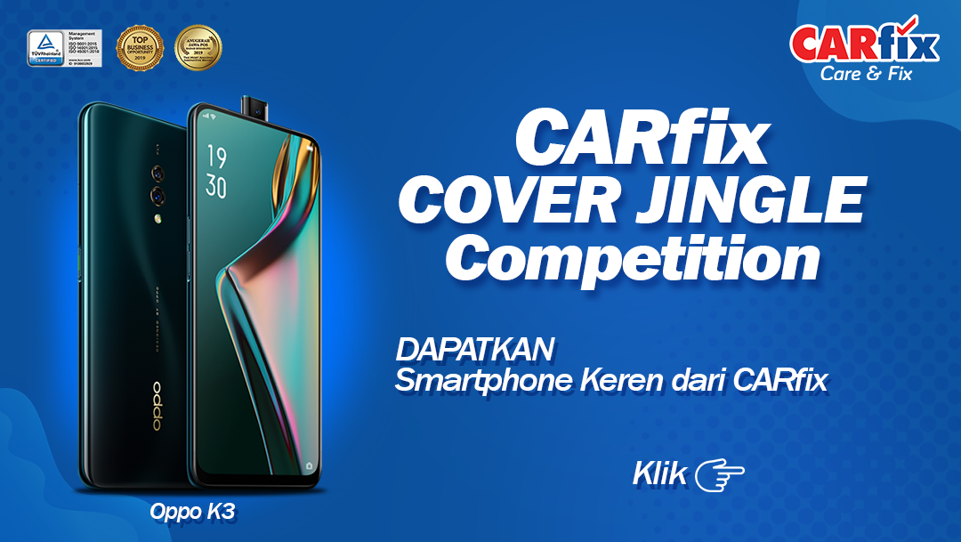CARfix Cover Jingle   Competition